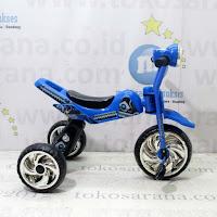 sepeda roda tiga wimcycle W06A batman lisensi