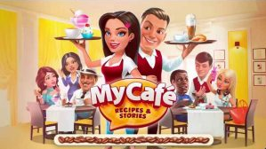 My Cafe Recipes & Stories MOD Unlimited Money