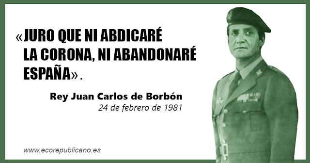 Juan Carlos en 1981