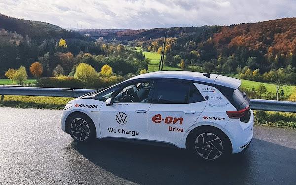 VW ID.3: 2º carro mais vendido na Europa, atrás apenas do Golf
