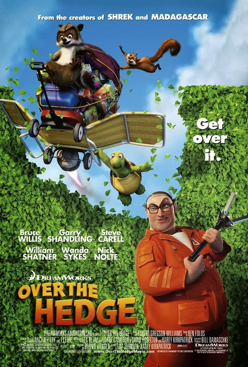Watch Over the Hedge (2006) Online For Free Full Movie English Stream