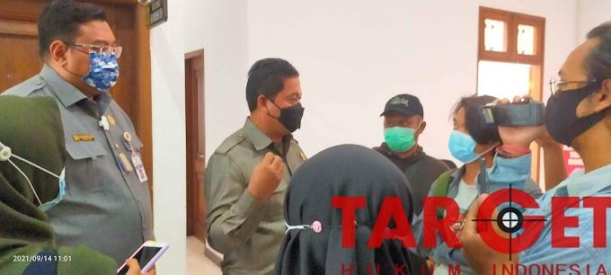 Dana PKH Dinsos Kabupaten Pati, Mengendap Puluhan Milyar di BRI Cab. Pati