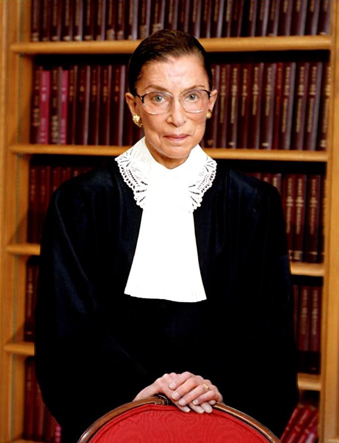 Ruth Bader Ginsburg Mengingatkan Kita Pada Pentingnya Peran Hakim Feminis