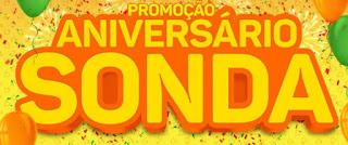 Cadastrar Promoção Sonda Supermercados Aniversário 2017