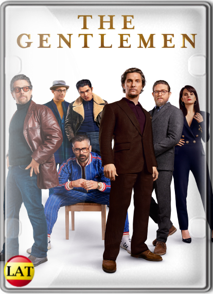 Los Caballeros: Criminales Con Clase (2020) DVDRIP LATINO