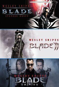 Blade Trilogia Torrent – BluRay 720p/1080p Dual Áudio