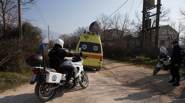 Άγριο ΕΓΚΛΗΜΑ στην Κορινθία: 63χρονος βρέθηκε ΜΑΧΑΙΡΩΜΕΝΟΣ μέσα στο σπίτι του!