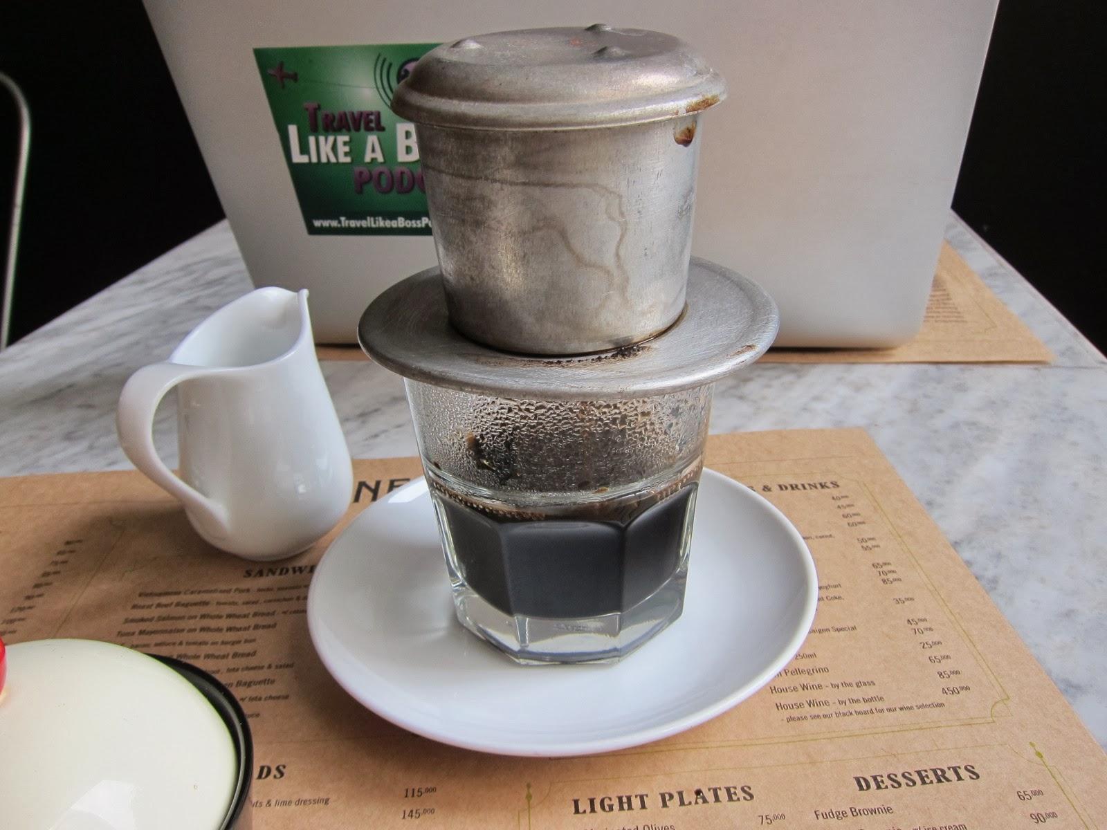 coffee shops saigon