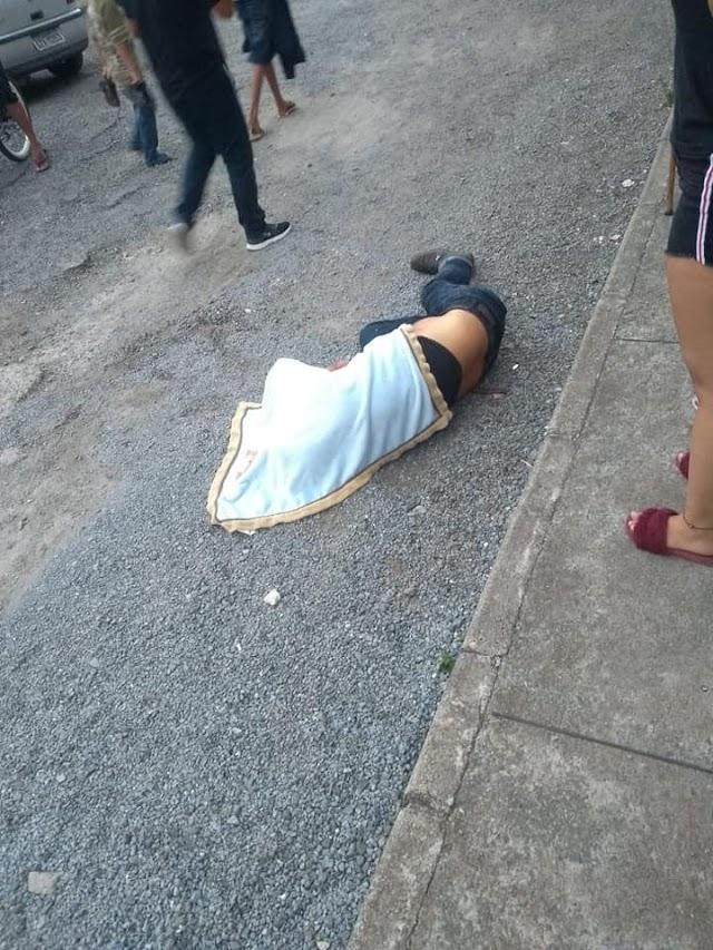 Vagabundo executa homem em condomínio e em seguida é morto pela policia em Colombo