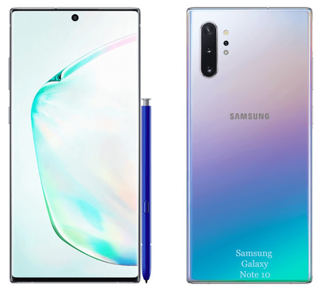 Samsung Galaxy Note 10 Leaks to Launch in US With Exynos 9825 SoC
