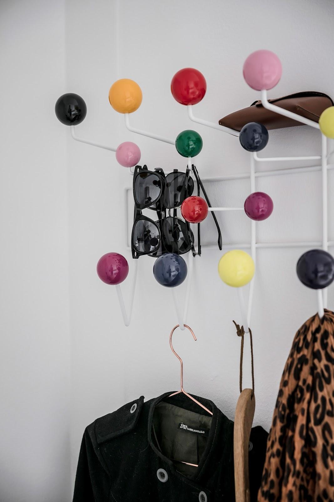 Eames hang it all rack