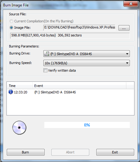 how to run a iso file on windows 7