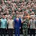 Presiden Jokowi Minta TNI-Polri Respons Revolusi Industri 4.0