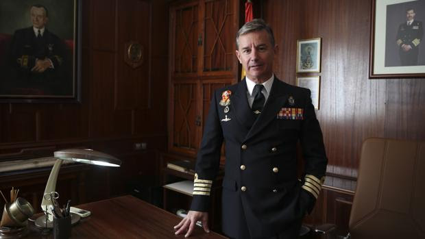 Comandante de la Flotilla española: «Cada cinco años nuestros submarinos son totalmente revisados»