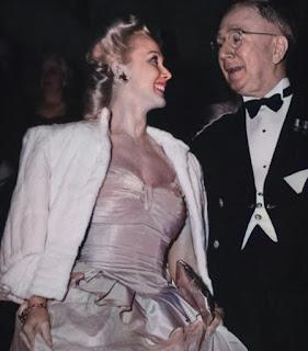Carole Landis 1941 Oscars