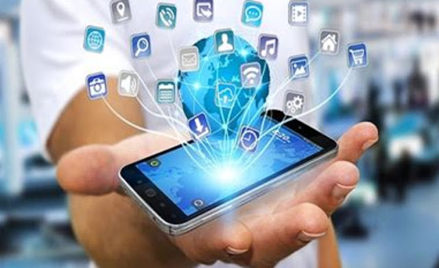 Telemedicine represented by Mobile Apps of Telehealth