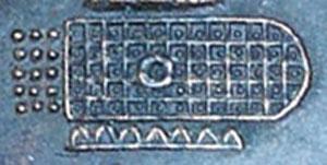 寺院の見取り図