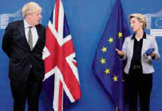 Last chance for Brexit