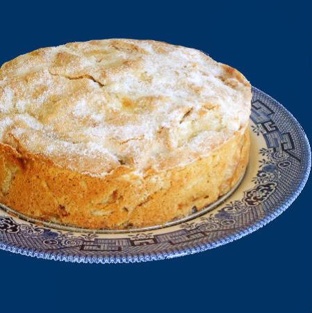 One Bowl Italian Apple Cake