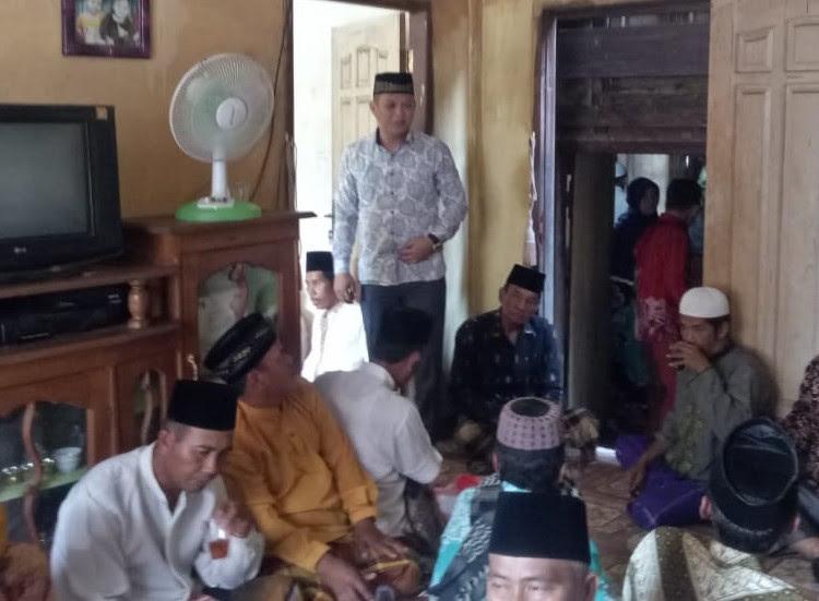 Masyarakat Dusun Tanah Periuk Kecamatan Tanah Sepengal Lintas  Siap Menangkan Pasangan  Sudirman Zaini - Erik, pada Pilkada serentak 09 Desember 2020.