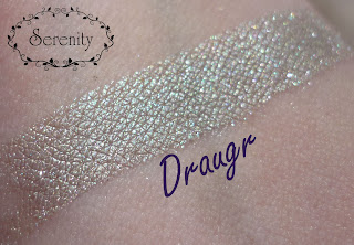 Innocent + Twisted Alchemy Swatch Draugr