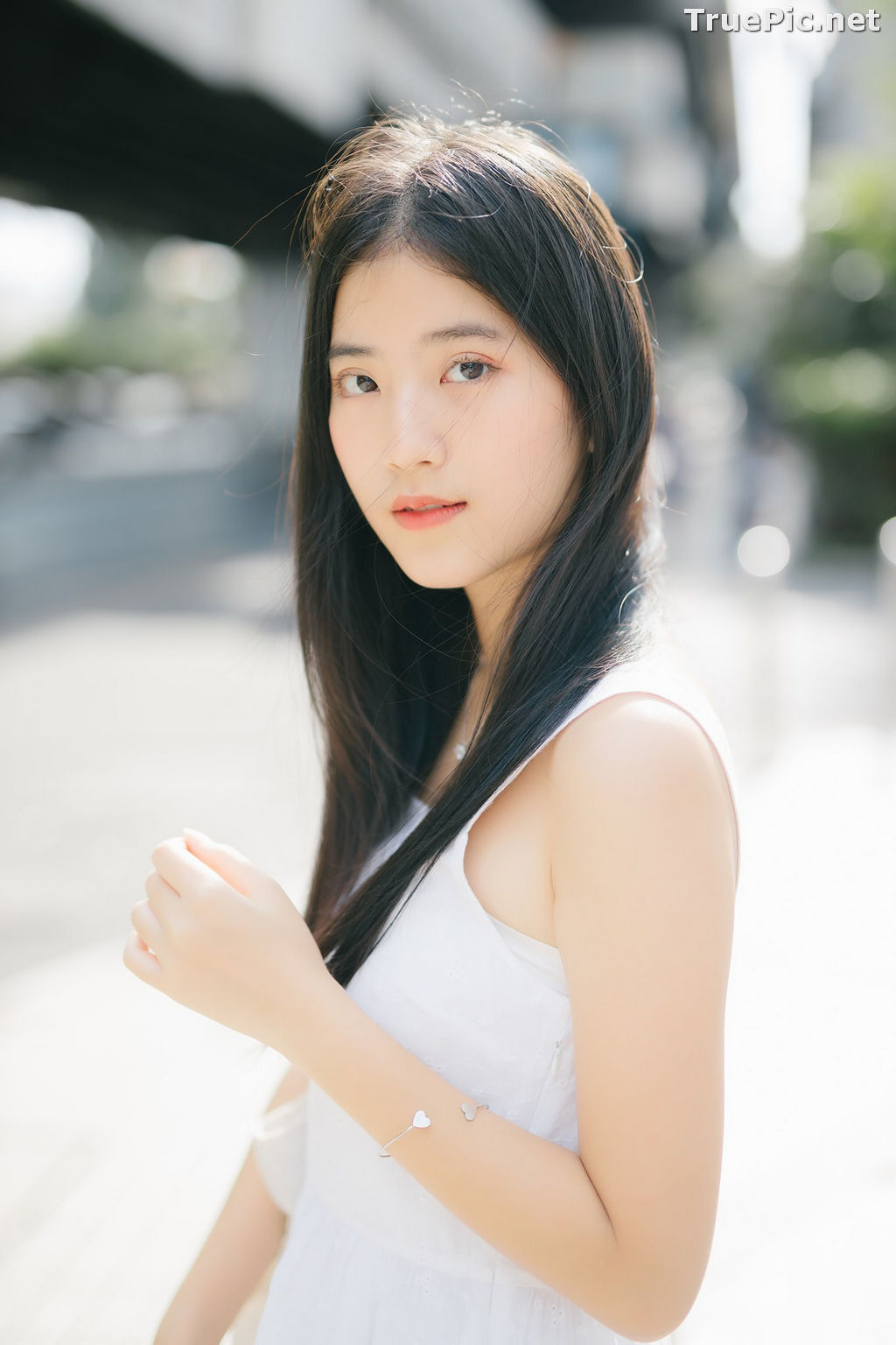 Image Thailand Model - Venita Loywattanakul - A Beautiful White - TruePic.net - Picture-6