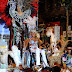 Desfilar por 18 fue espectacular. Alejandra Forlan Imperatriz 2013