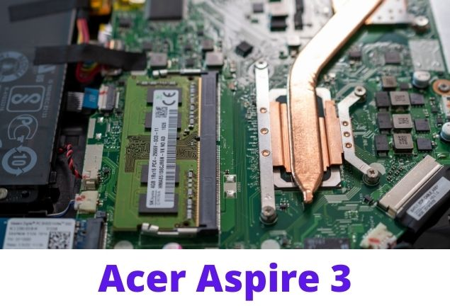 Acer Aspire 3 A317 connection