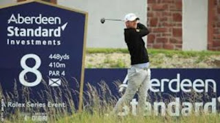 Bernd Weisberger In Scottish Open