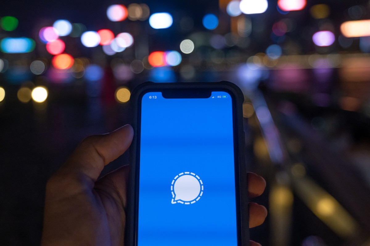How to delete or unsend messages in Signal