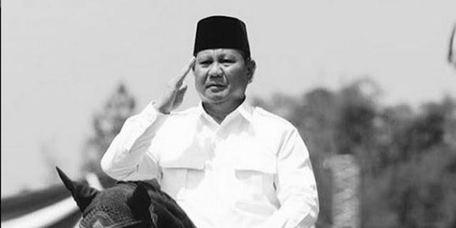 Prabowo: Siapa pun dipilih rakyat kita akan tunduk dan hormat