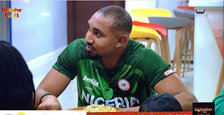 BBNaija: Jeff's Biography