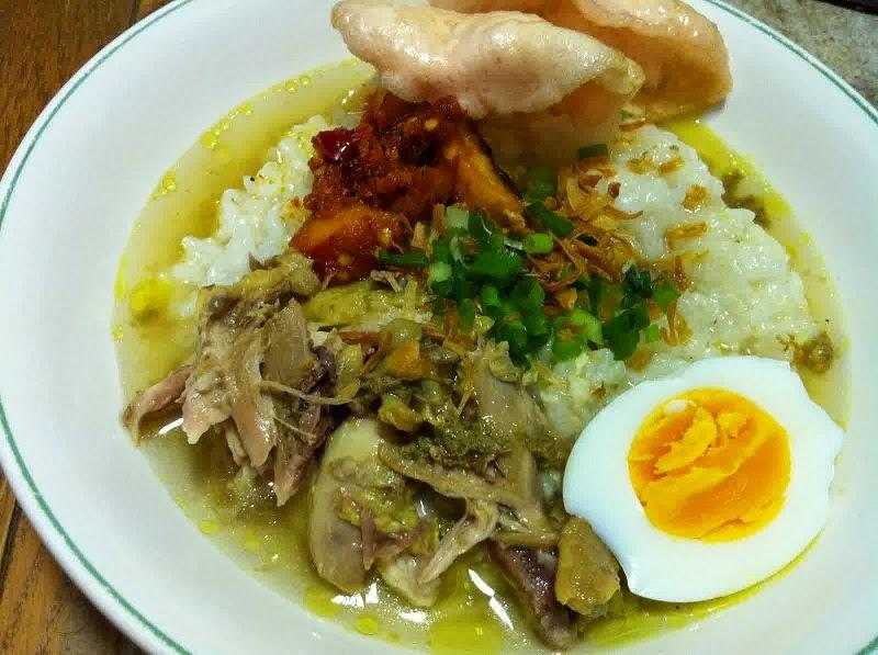 cara membuat bubur ayam sederhana cina sukabumi cianjur abang2