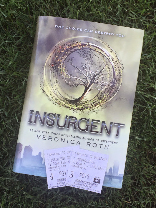 Movie Review | INSURGENT