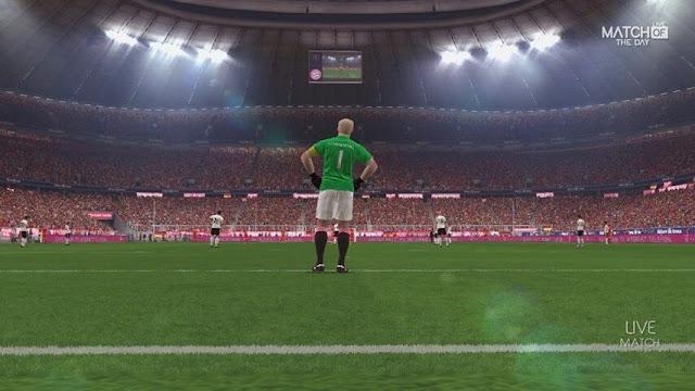 Allianz Arena PES 2017