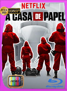 La casa de papel Temporada 1-2HD [1080p] Español [GoogleDrive] Netflix