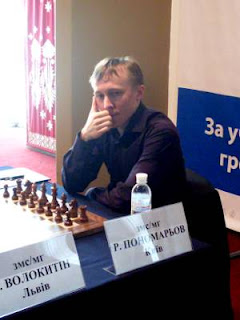 Echecs à Kiev : Ponomariov leader © photo Chess & Strategy