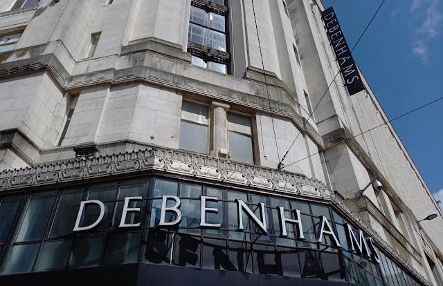 Debenhams in Manchester