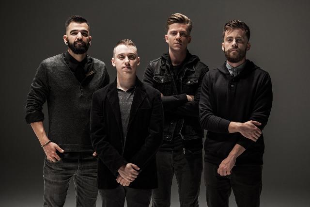 Desta vez, a banda Scalene (foto) dividirá o palco com bandas como Alaska, Trampa e Inky. (Foto: Divulgação)