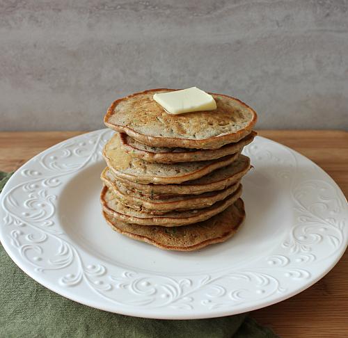 Smitten Kitchen Pancakes: Love, Laurie: Zucchini Bread Pancakes