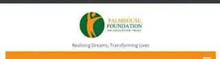 Palmhouse foundation scholarship