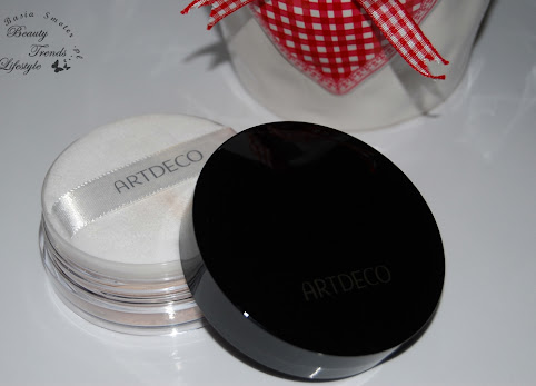 Artdeco High Definition Loose Powder - recenzja