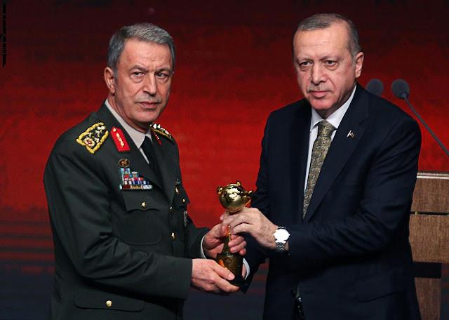 """وزير الدفاع التركي: أنقرة ستقف إلى جانب أشقائها في ليبيا """"كما فعلنا في سوريا"""""""