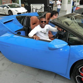 Remember the Nigerian Lamborghini driver arrested in Singapore for reckless driving? He has been charged with money laundering, drug trafficking