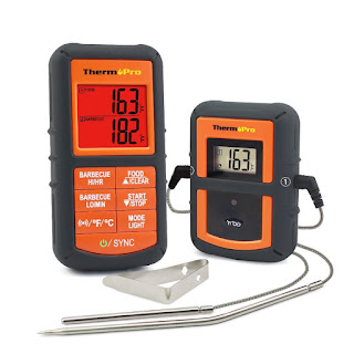 ThermoPro TP08 Wireless Remote Digital Kitchen Cooking Meat Thermometer