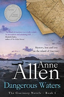 Book Showcase: Dangerous Waters by Ann Allen