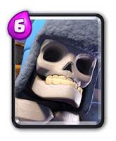 Kartu Giant Skeleton Clash Royale