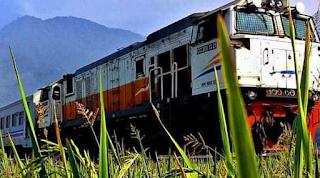 Tiket Kereta Api Cilacap Jakarta Murah