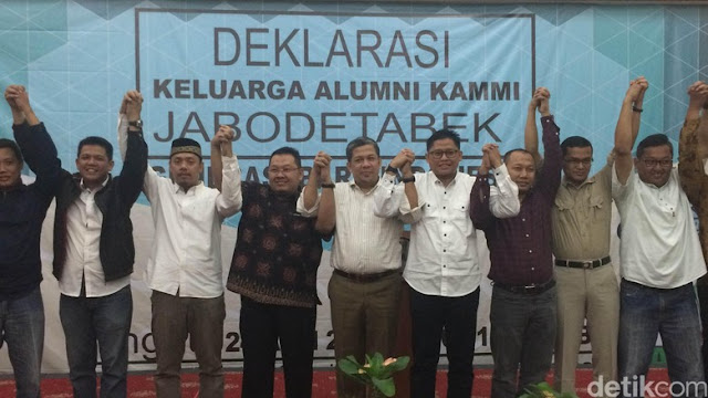 Presidium KAMMI Angkat Bicara, Terkait Konflik PKS dengan Fahri Hamzah