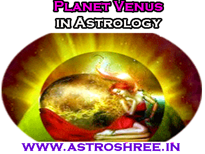 shukra astrology in indian jyotish